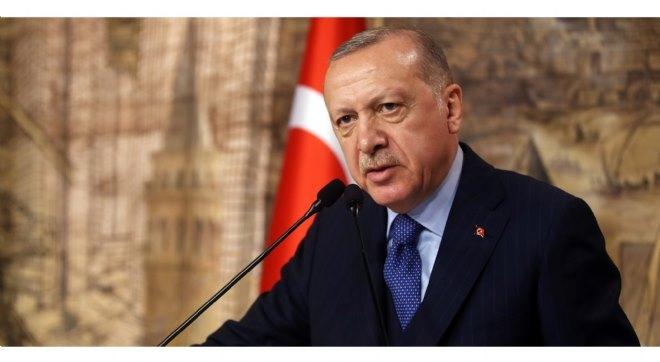 Uitspraken Turkse president Erdogan