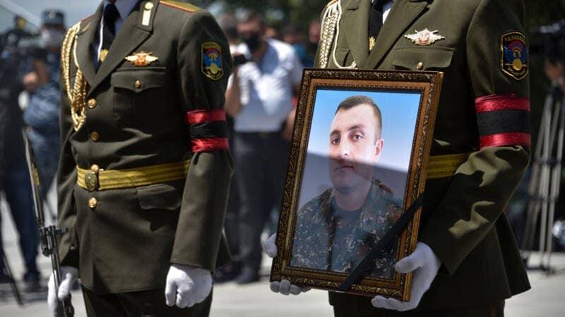 Persbericht n.a.v. Azerbeidzjaanse agressie
