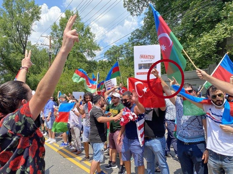 Stop de Azeri-agressie