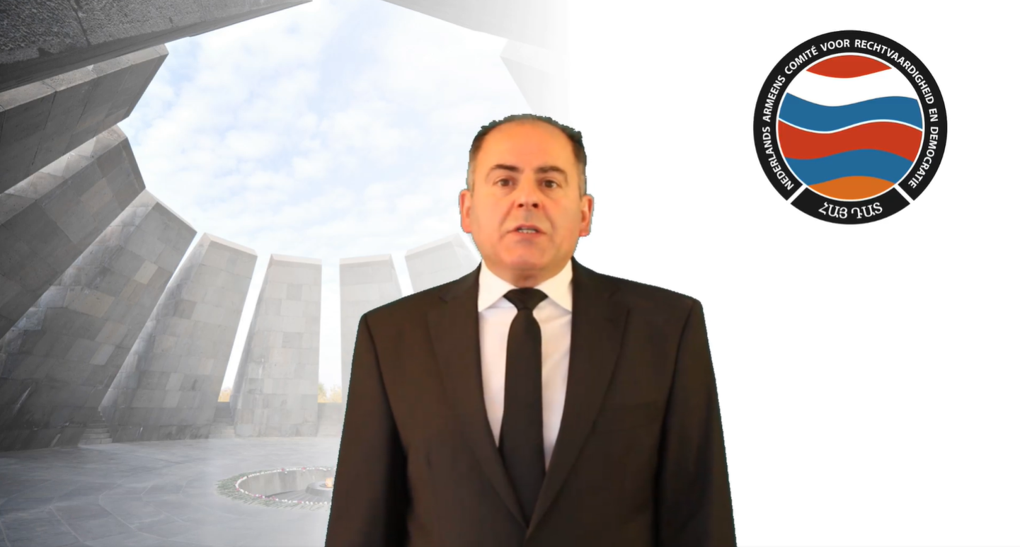 Statement on the 105th commemoration of the Armenian Genocide