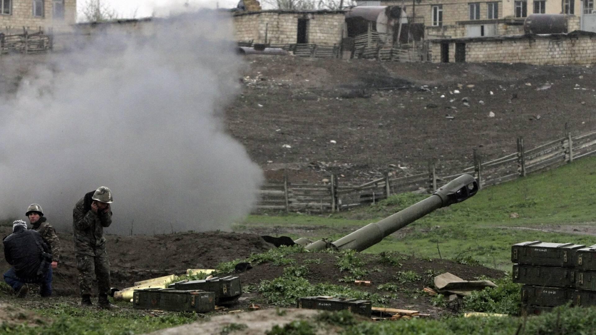 Persbericht n.a.v. Azerbeidzjaanse luchtaanvallen