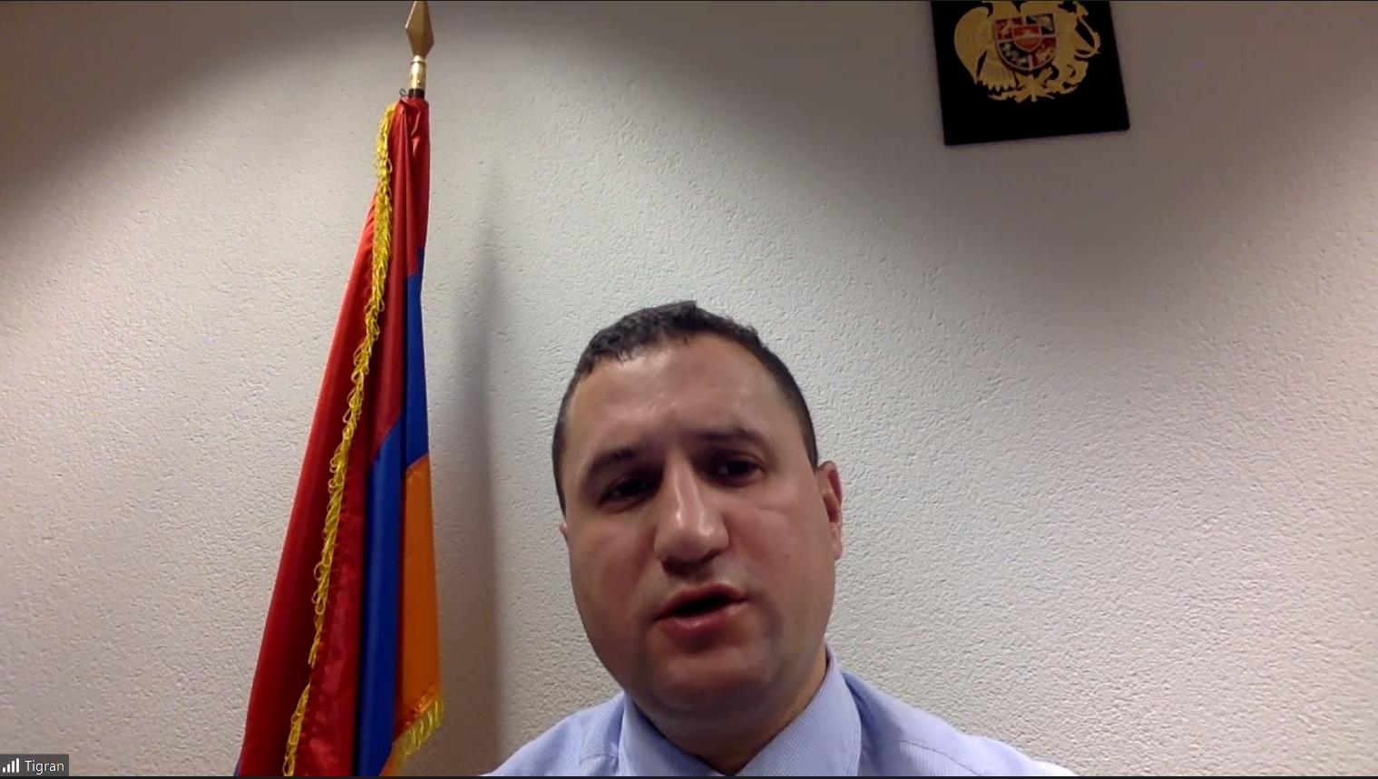 Eerste seminar over Artsach-conflict